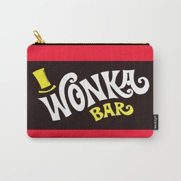 Wonka's Bar Chocolate Carry-All Pouch