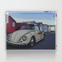 Southend on Sea Beach Huts Homage Laptop & iPad Skin
