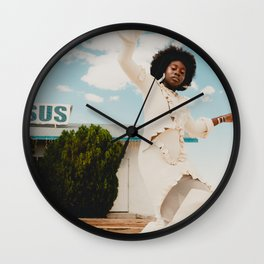 Sail To The Sun Wall Clock