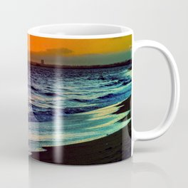 Rainbow Sunset Coffee Mug