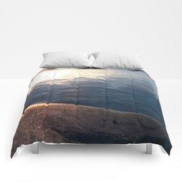 Evening glist Comforters