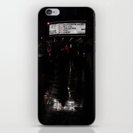 Danforth Music Hal iPhone Skin