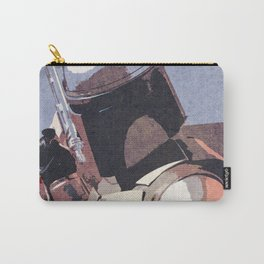 Bobba Fett | The Bounty Hunter | Star War Art Carry-All Pouch