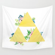 Tri a Little Tenderness Wall Tapestry