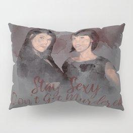 S.S.D.G.M. Pillow Sham