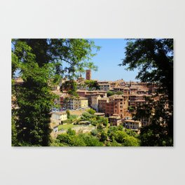 Under The Tuscan Sun Canvas Print