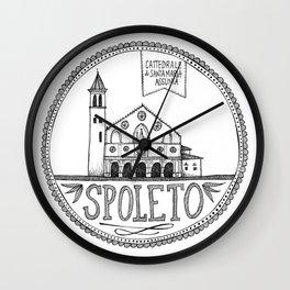 Cattedrale di Santa Maria Assunta, Spoleto Wall Clock
