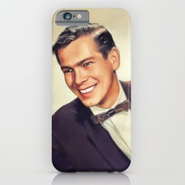 Johnnie Ray, Music Legend iPhone Case