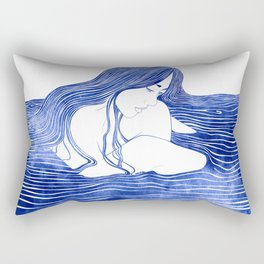 Nereid XXI Rectangular Pillow
