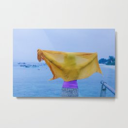 GILI DREAM Metal Print
