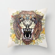 Other Spaces Throw Pillow