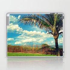 Beach Palm Laptop & iPad Skin