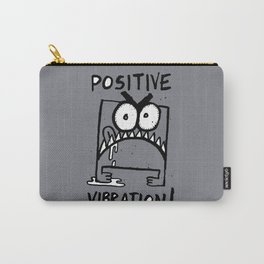 Positive Vibration! Carry-All Pouch