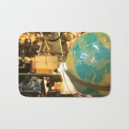 world photography Bath Mat