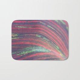 Multi-colored Leaf Bath Mat
