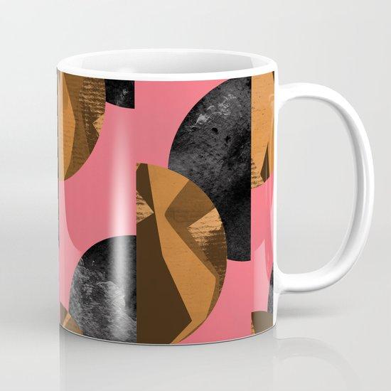 gold,black Mug