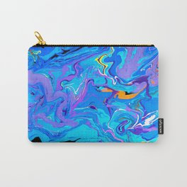 Miami Waves Carry-All Pouch