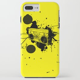 Vintage Boombox  iPhone Case