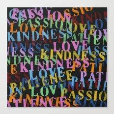 Love #1 Canvas Print