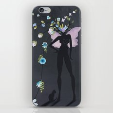 love makes you grow iPhone & iPod Skin