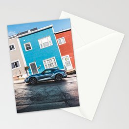 2020 supra on steep hill Stationery Cards
