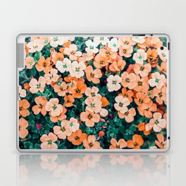 Floral Bliss #photography #nature Laptop & iPad Skin