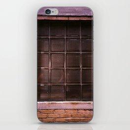 Window Frame iPhone Skin