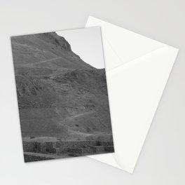 Path to Masada, Israel Stationery Cards