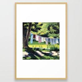 Intentional Living Framed Art Print