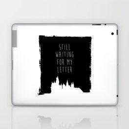Hogwarts Letter Laptop & iPad Skin