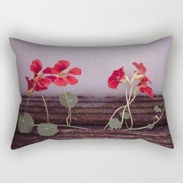 Nasturtium Rectangular Pillow