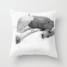 Parallel Microverse Throw Pillow