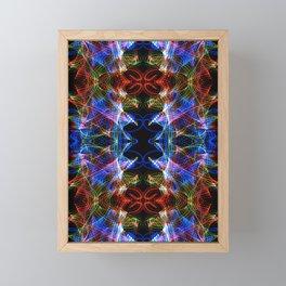 Rising Energy Framed Mini Art Print