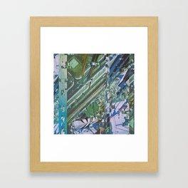 RIEL FT Framed Art Print
