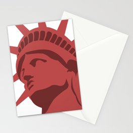 NYC Statue of Liberty Stationery Cards