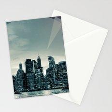 Manhattan Night Stationery Cards