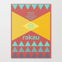 rakau single hop Canvas Print