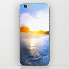 Sun Love iPhone Skin