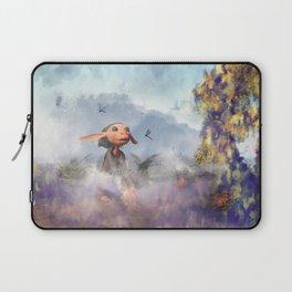 The Dragonfly Garden - Fantasy Artwork Laptop Sleeve