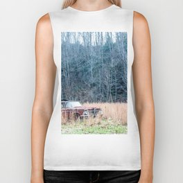Left to Rust Biker Tank