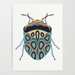 Blue Beetle Poster