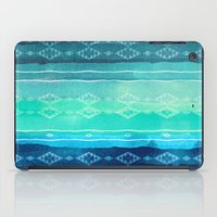 aelwen iPad Cases featuring ocean by spinL