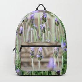 Lavender & Mosaic Backpack