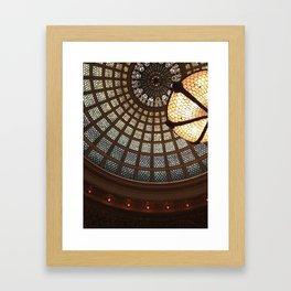 Chicago IL  Framed Art Print