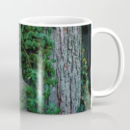 Ivy upon the Tree (Color) Coffee Mug