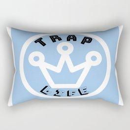 Trap Life Rectangular Pillow