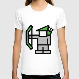 8bit Robin Hood meme T-Shirts T-shirt