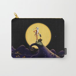 Christmas Nightmare Jack Skellington Carry-All Pouch