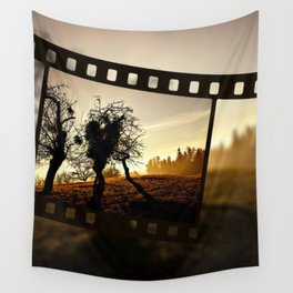 Nature Cinema Wall Tapestry