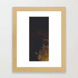 The Lost Treasure of Tanis Framed Art Print